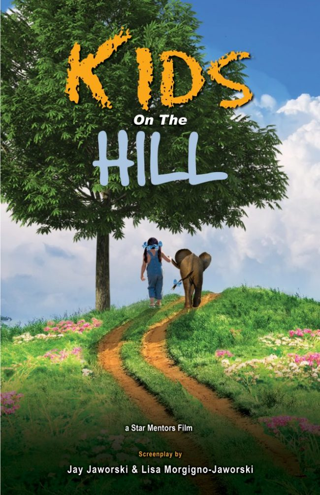 Kids on the Hill poster Mastered