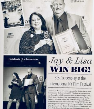 StarMentors Films- Lisa and Jaworski - Best Script NYIFF