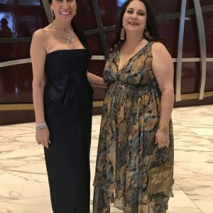 StarMentors - LA MUSA Awards - LIsa Jaworski and Rosana Biondo