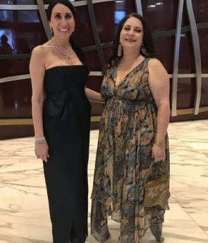 StarMentors - LA MUSA Awards - LIsa Jaworski and Rosana Biondo