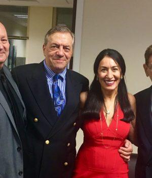 StarMentors Staff - Jay Jaworski- Tony Biondo- Sergio Lopes- and Rosana Biondo