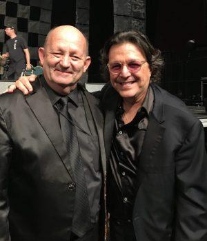 Starmentors - LA MUSA Awards - Rudy Perez and Jay Jaworski