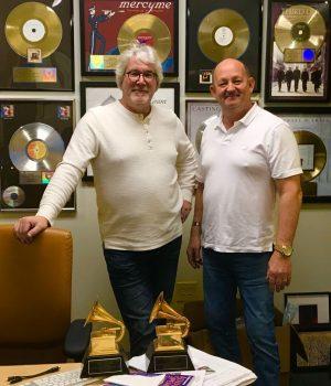 StarMentor Jay Jaworski and Steve Bishir Grammy Winner